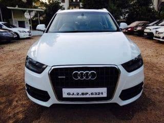 2015 Audi Q3 2.0 TDI