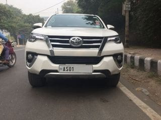2016 Toyota Fortuner 2.8 4WD AT