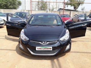 2012 Hyundai Elantra 1.6 SX Option