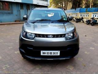 2016 Mahindra KUV 100 G80 K6 Plus