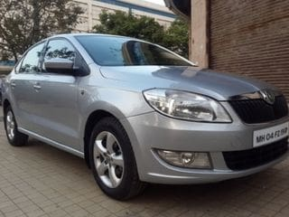 2013 Skoda Rapid 1.6 MPI AT Elegance Plus