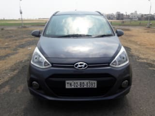 2015 Hyundai i10 Asta AT