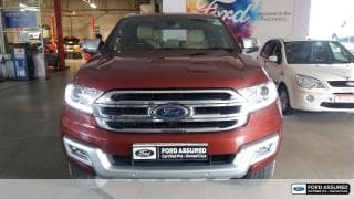 2016 Ford Endeavour 2.2 Titanium AT 4X2