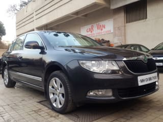 2012 Skoda Superb Elegance 1.8 TSI AT