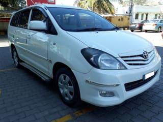 2011 Toyota Innova 2.5 GX (Diesel) 7 Seater BS IV