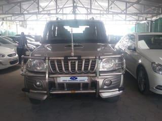 2008 Mahindra Scorpio VLX 2WD BSIII