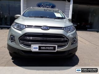 2014 Ford Ecosport 1.5 DV5 MT Titanium Optional
