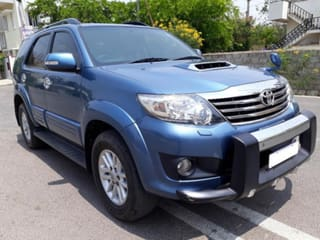2012 Toyota Fortuner 2.8 2WD AT