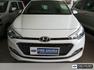 2016 Hyundai i20 1.4 Magna Executive