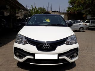 2016 Toyota Etios Liva V