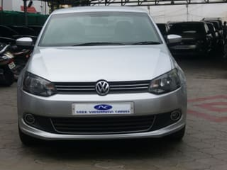 2013 Volkswagen Vento 1.5 Highline Plus AT 16 Alloy