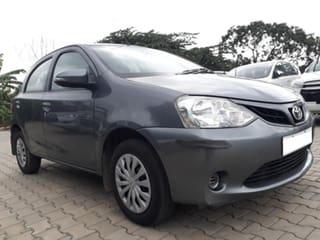 2015 Toyota Etios Liva V