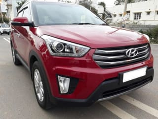 2016 Hyundai Creta 1.6 SX Automatic Diesel