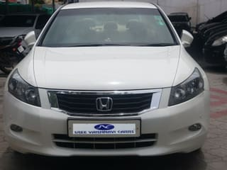 2008 Honda Accord VTi-L AT