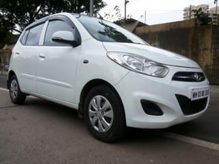 2011 Hyundai i10 Sportz AT