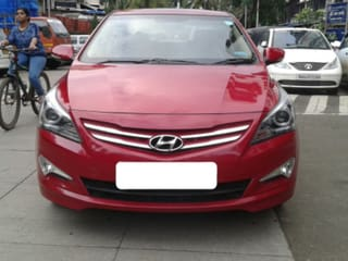 2015 Hyundai Verna CRDi 1.6 SX