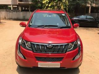 2016 Mahindra XUV500 AT W10 AWD