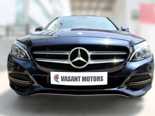 Used mercedes benz c class in hyderabad 5 second hand for Used mercedes benz in hyderabad