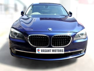 2009 BMW 7 Series 730Ld M Sport