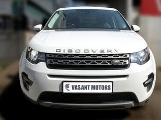 2015 Land Rover Discovery Sport TD4 SE