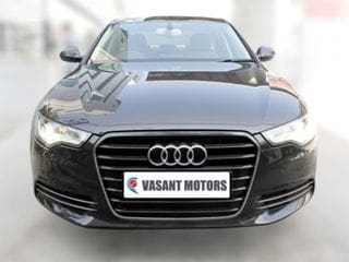 2012 Audi A6 2.0 TDI Technology