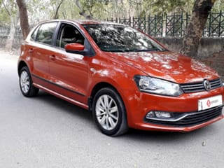 2014 Volkswagen Polo 1.2 MPI Highline
