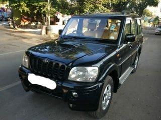2008 Mahindra Scorpio 2009-2014 SLE 7S BSIII