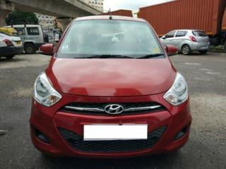 2012 Hyundai i10 Sportz 1.2 AT