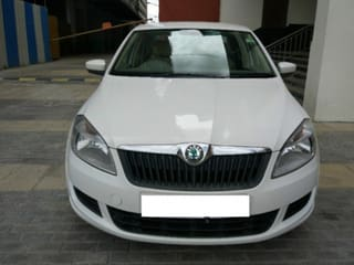 2013 Skoda Rapid 1.6 MPI Active Plus