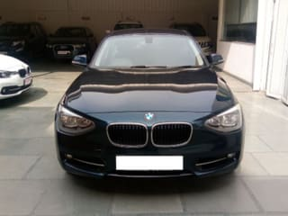 2013 BMW 1 Series 118d Base