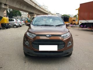 2016 Ford Ecosport 1.5 Ti VCT MT Ambiente