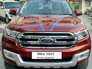 2016 Ford Endeavour 3.2 Trend AT 4X4