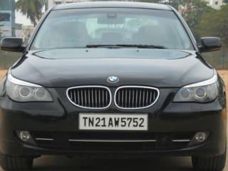 2008 BMW 5 Series 2003-2012 530d