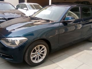 2014 BMW 1 Series 2013-2015 118d Base