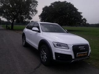 2014 Audi Q5 2012-2017 2.0 TDI Technology