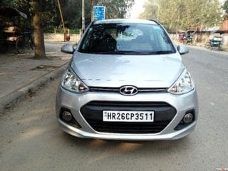 2015 Hyundai Grand i10 1.2 Kappa Sportz Option