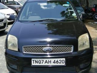 2005 Ford Fusion Plus 1.6 Duratec Petrol