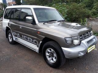 2010 Mitsubishi Pajero 2.8 SFX