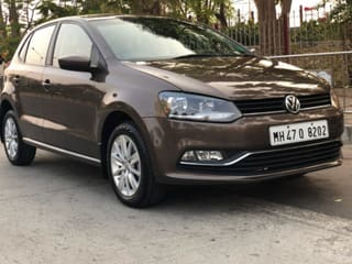 2017 Volkswagen Polo 1.2 MPI Highline