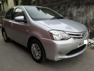2014 Toyota Etios Liva 1.2 V