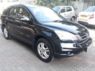 2012 Honda CR-V 2.4 MT