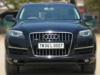 2010 Audi Q7 3.0 TDI Quattro Technology