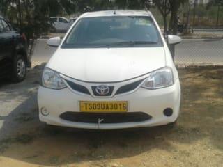 2015 Toyota Etios Liva 1.4 GD