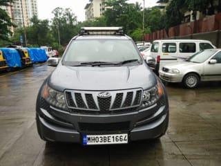 2011 Mahindra XUV500 W8 4WD