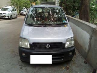 2002 Maruti Wagon R LX BS IV