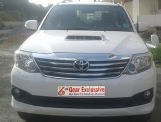 2014 Toyota Fortuner 2.8 4WD AT
