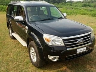 2013 Ford Endeavour 3.0L 4X2 AT