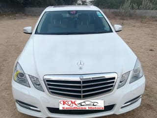 2012 Mercedes-Benz E-Class 2009-2013 E250 CDI Blue Efficiency