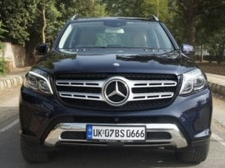 2016 Mercedes-Benz GLS 350d 4MATIC