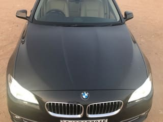 2015 BMW 5 Series 2013-2017 525d Luxury Line